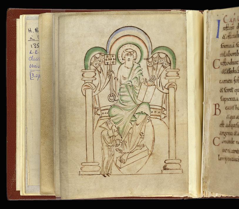 London, British Library Cotton Titus D. xxvi, fol. 19v
