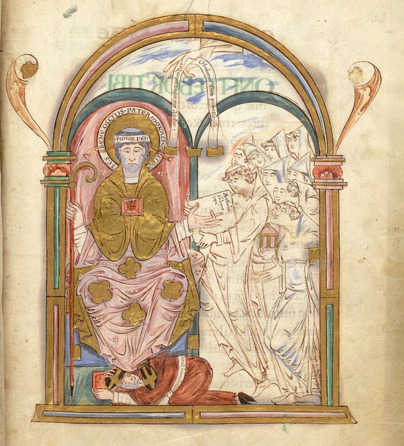 Benedict Arundel155.133r