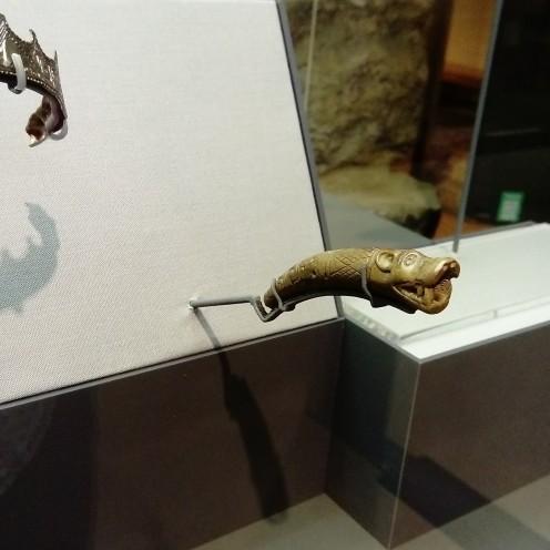 Bone handle from York. BM 1942.1007.2