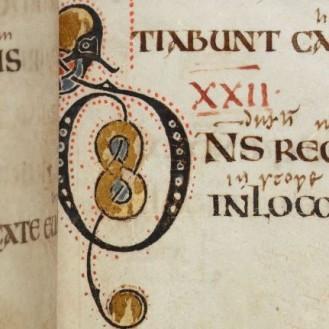 Vespasian A. i, fol. 27r