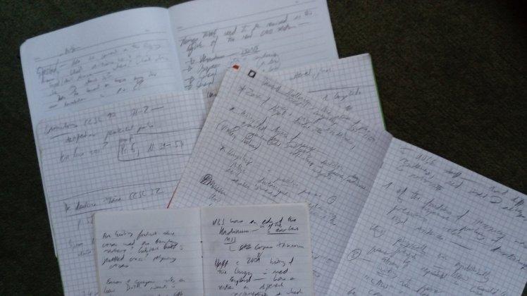 PhD notes